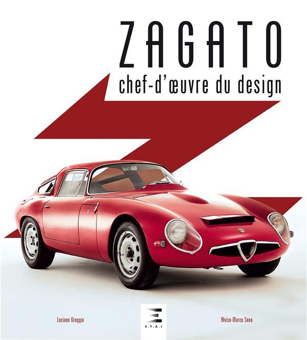 ZAGATO, CHEF-D'OEUVRE DU DESIGN