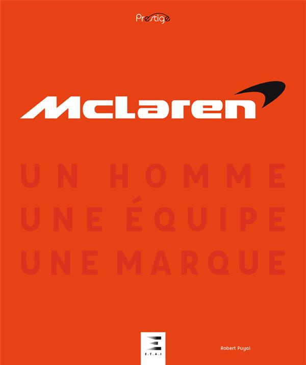 MCLAREN (COFFRET)