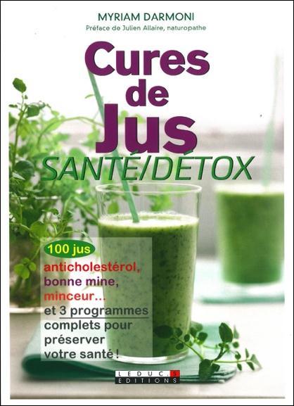 CURES DE JUS SANTE / DETOX
