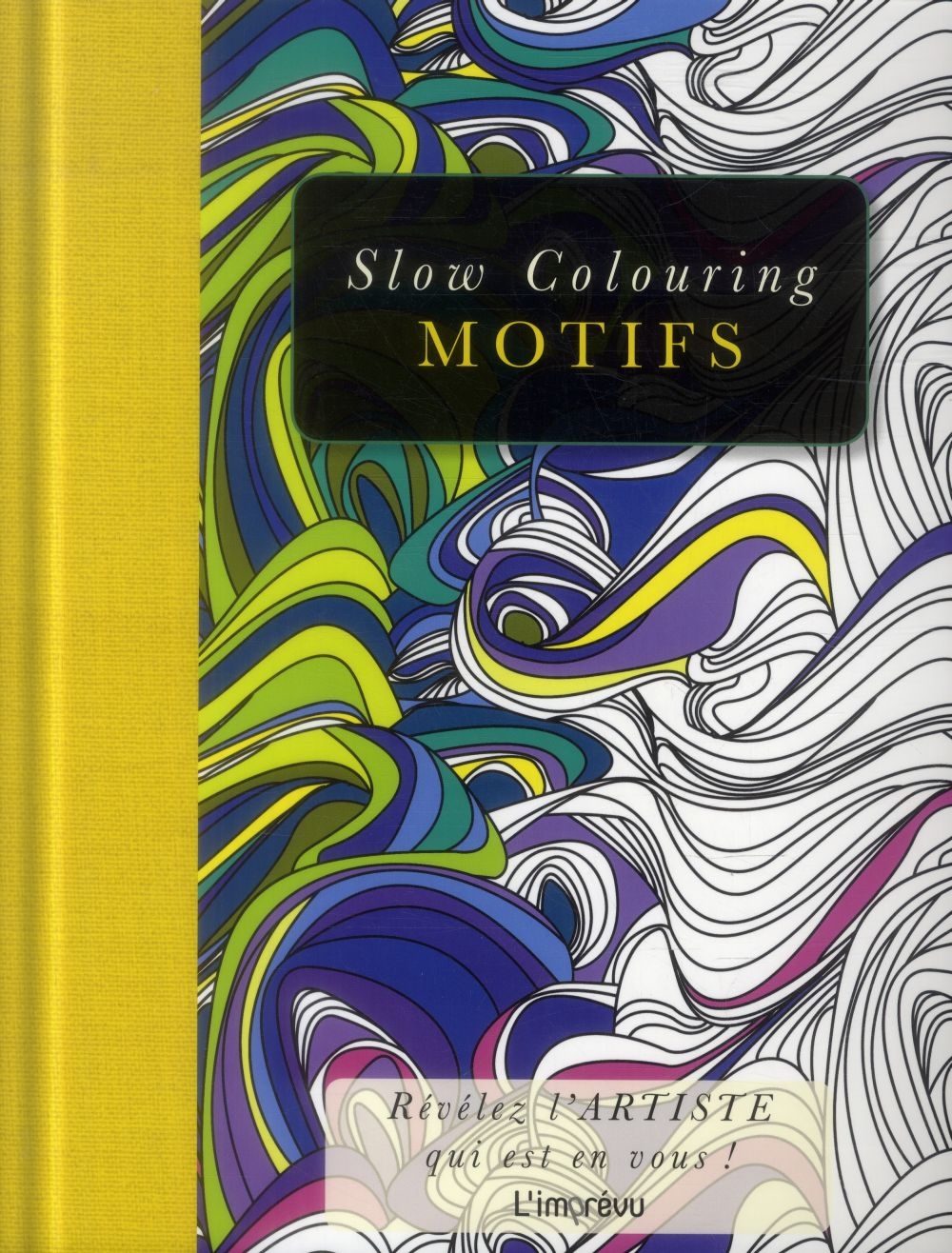SLOW COLOURING : MOTIFS