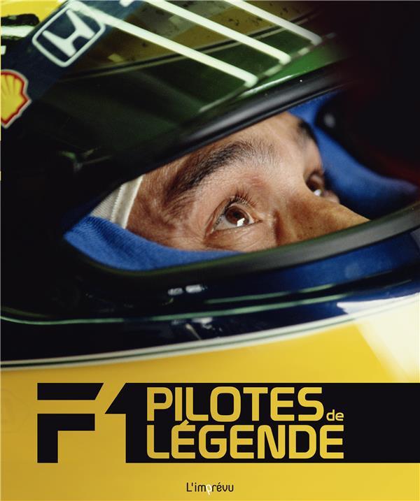 F1 PILOTES DE LEGENDE