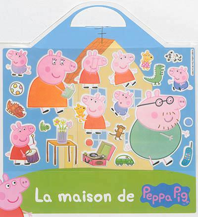 VALISETTE LA MAISON DE PEPPA PIG