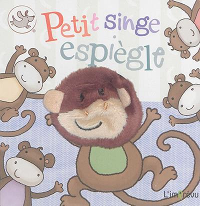 PETIT SINGE ESPIEGLE