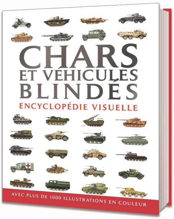 CHARS ET VEHICULES BLINDES