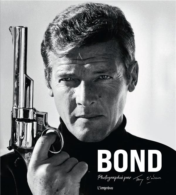 BOND  - PHOTOGRAPHIE PAR TERRY O'NEILL