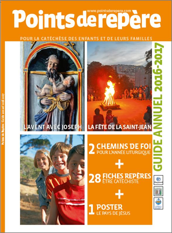 GUIDE POINTS DE REPERE 2016 2017