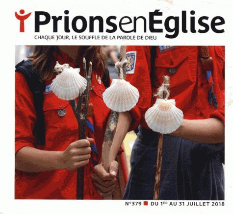 PRIONS POCHE - JUILLET 2018 N  379