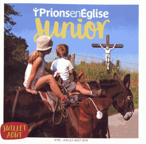 PRIONS JUNIOR - JUILLET AOUT 2018 N  83