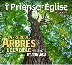 PRIER AVEC LES ARBRES DE LA BIBLE