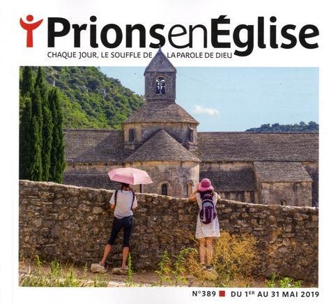 PRIONS EN EGLISE POCHE - MAI 2019 N  389