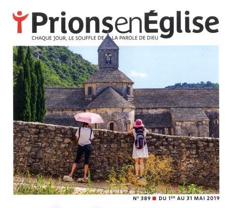 PRIONS EN EGLISE GD FORMAT - MAI 2019 N  389