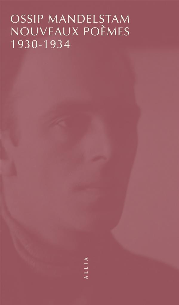 NOUVEAUX POEMES 1930-1934