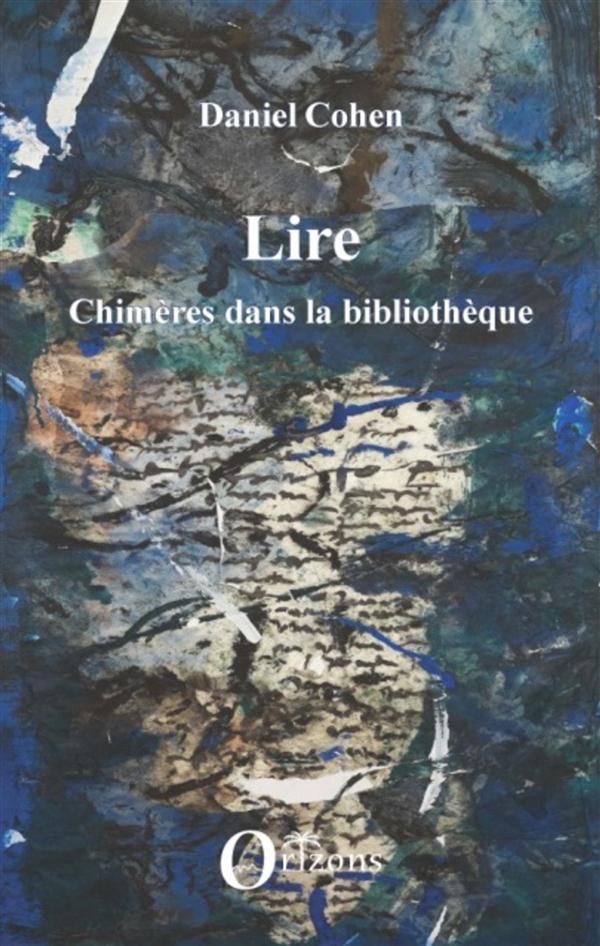 LIRE - CHIMERES DANS LA BIBLIOTHEQUE