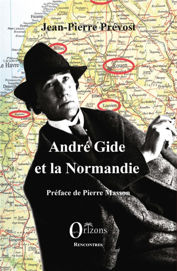 ANDRE GIDE ET LA NORMANDIE