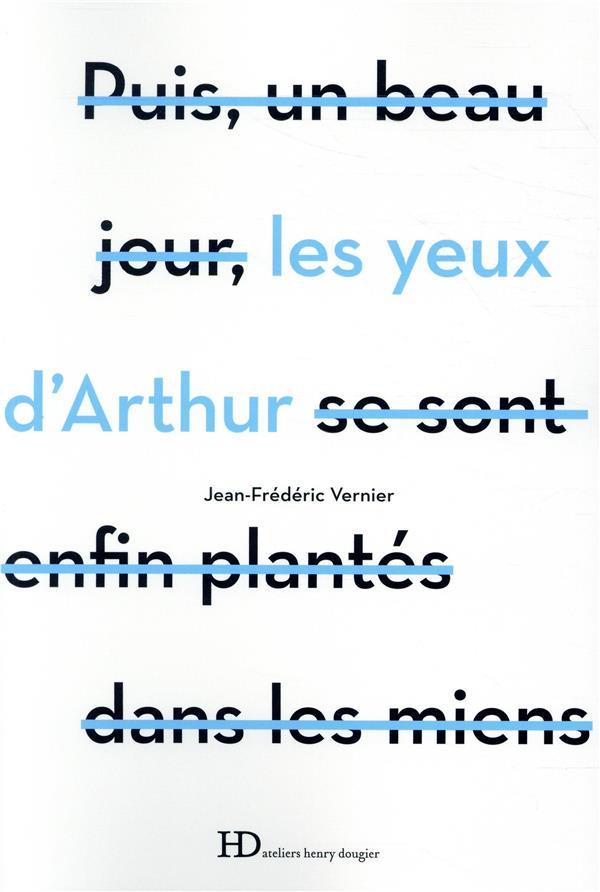 LES YEUX D'ARTHUR