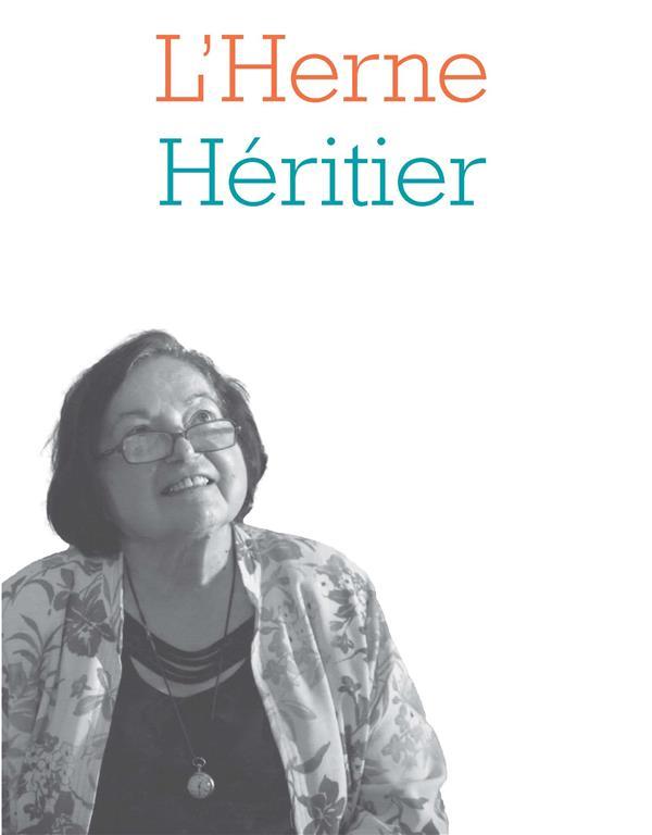 CAHIER HERITIER