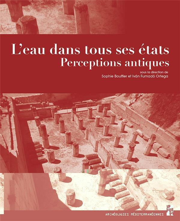 L'EAU DANS TOUS SES ETATS - PERCEPTIONS ANTIQUES