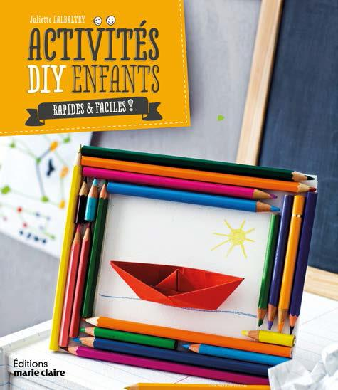 ATELIER DO IT YOURSELF POUR ENFANTS