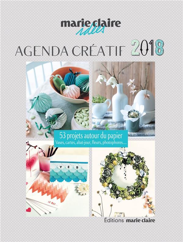 AGENDA CREATIF 2018