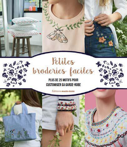 TAMBOURS BRODES (MES)