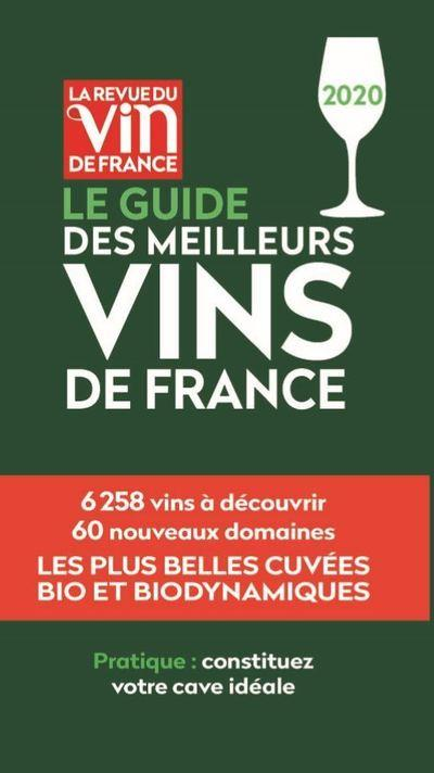GUIDE DES MEILLEURS VINS DE FRANCE 2020