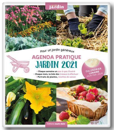 AGENDA PRATIQUE JARDIN 2021