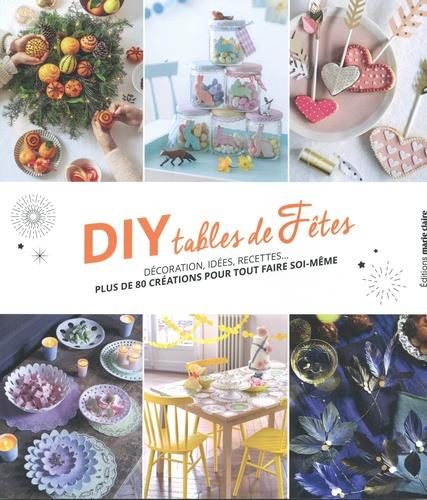 DIY TABLES DE FETES