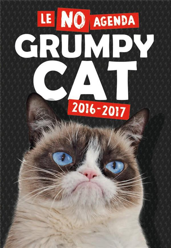 AGENDA GRUMPY CAT 2016-2017
