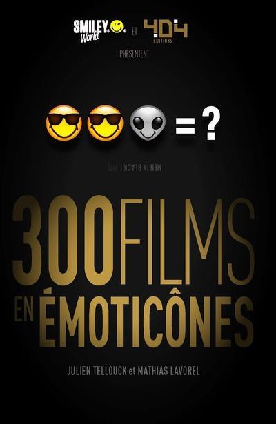 300 FILMS EN EMOTICONES