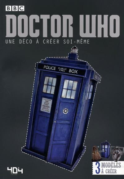 DOCTOR WHO - UNE DECO A CREER SOI-MEME