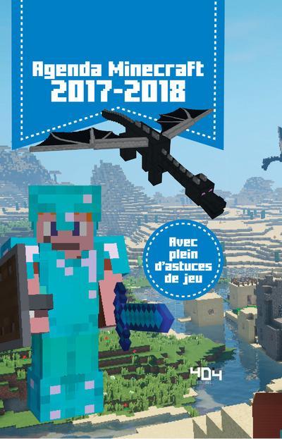 AGENDA MINECRAFT 2017-2018