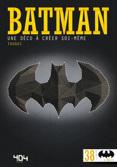 PAPERTOY TOY BATMAN