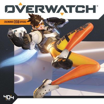 CALENDRIER OVERWATCH