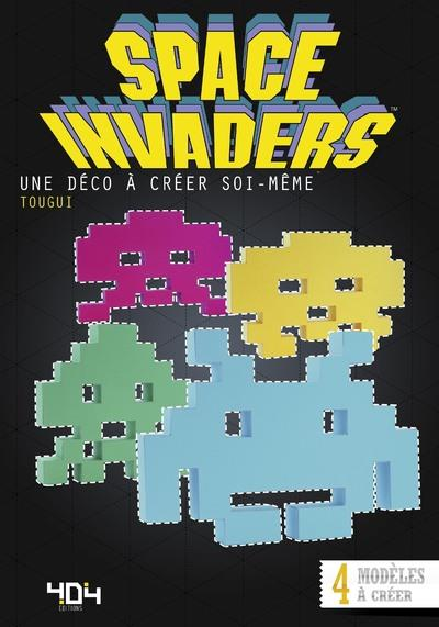 SPACE INVADERS - UNE DECO A CREER SOI-MEME