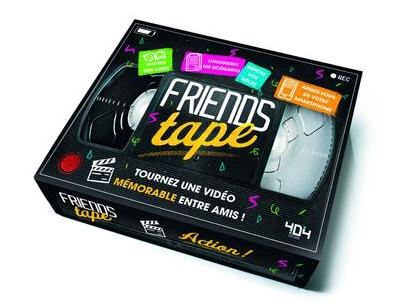 FRIENDS TAPE