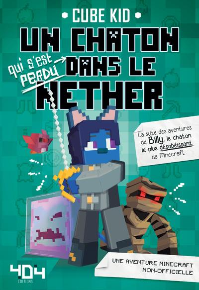 T2 UN CHATON DANS LE NETHER