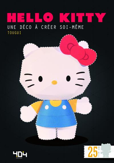 HELLO KITTY - UNE DECO A CREER SOI-MEME