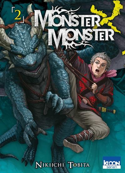MONSTER X MONSTER T02 - VOL02