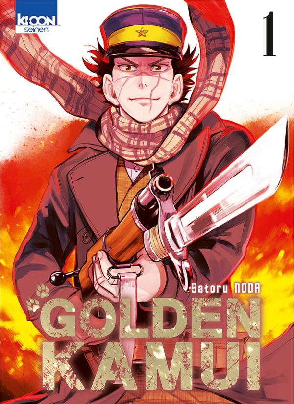 GOLDEN KAMUI T01 - VOL01