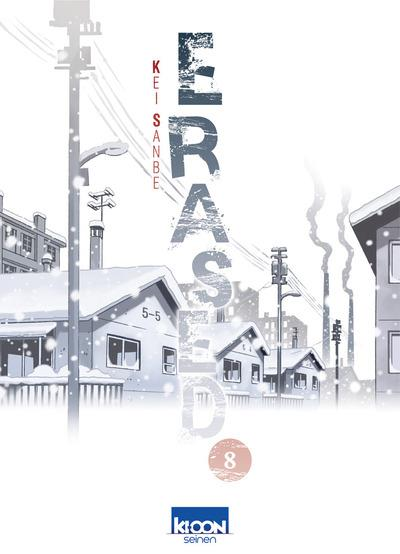 ERASED T08 - VOL08