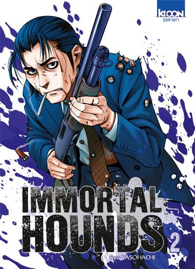 IMMORTAL HOUNDS T02 - VOL02