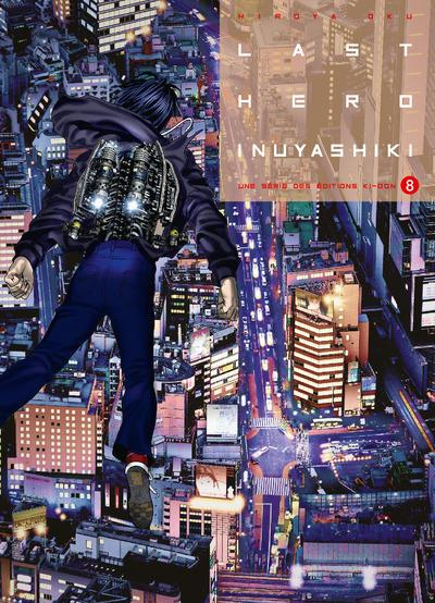 LAST HERO INUYASHIKI T08 - VOL08