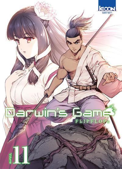 DARWIN'S GAME T11 - VOL11