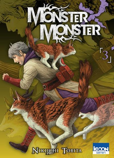 MONSTER X MONSTER T03