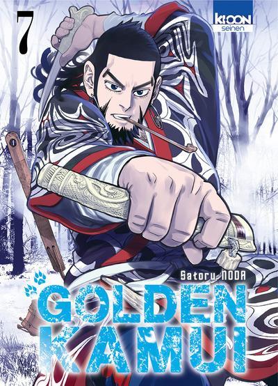 GOLDEN KAMUI T07 - VOL07