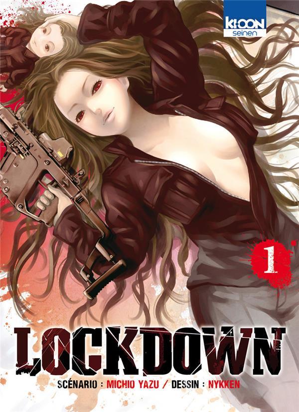 LOCKDOWN T01 - VOL01