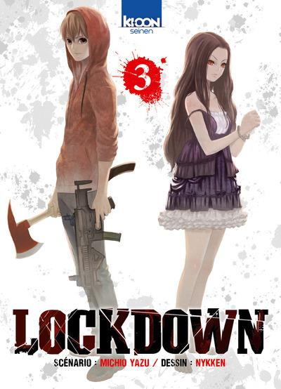LOCKDOWN T03 - VOL03