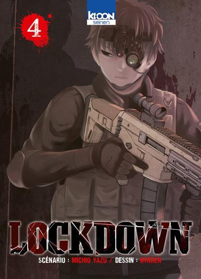 LOCKDOWN T04 - VOL04