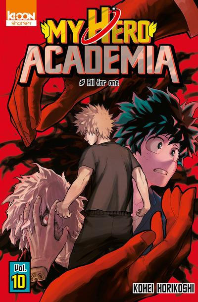MY HERO ACADEMIA T10 - VOLUME 10