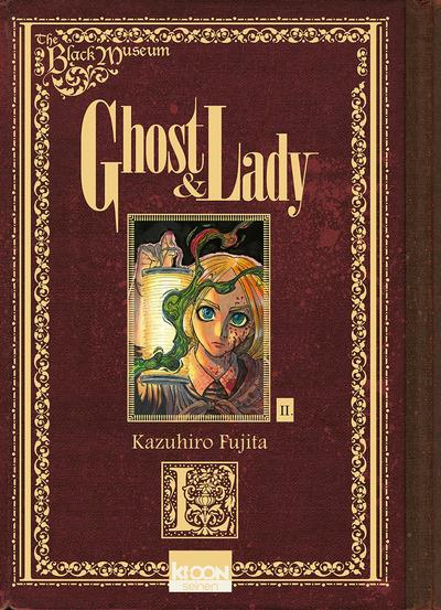 GHOST & LADY T02 - VOL02